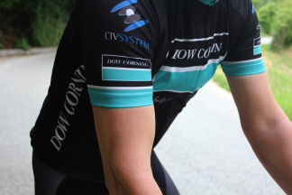 Cycling Uniform Dow Corning